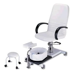 D-22302 Pedicure Chair with Stool